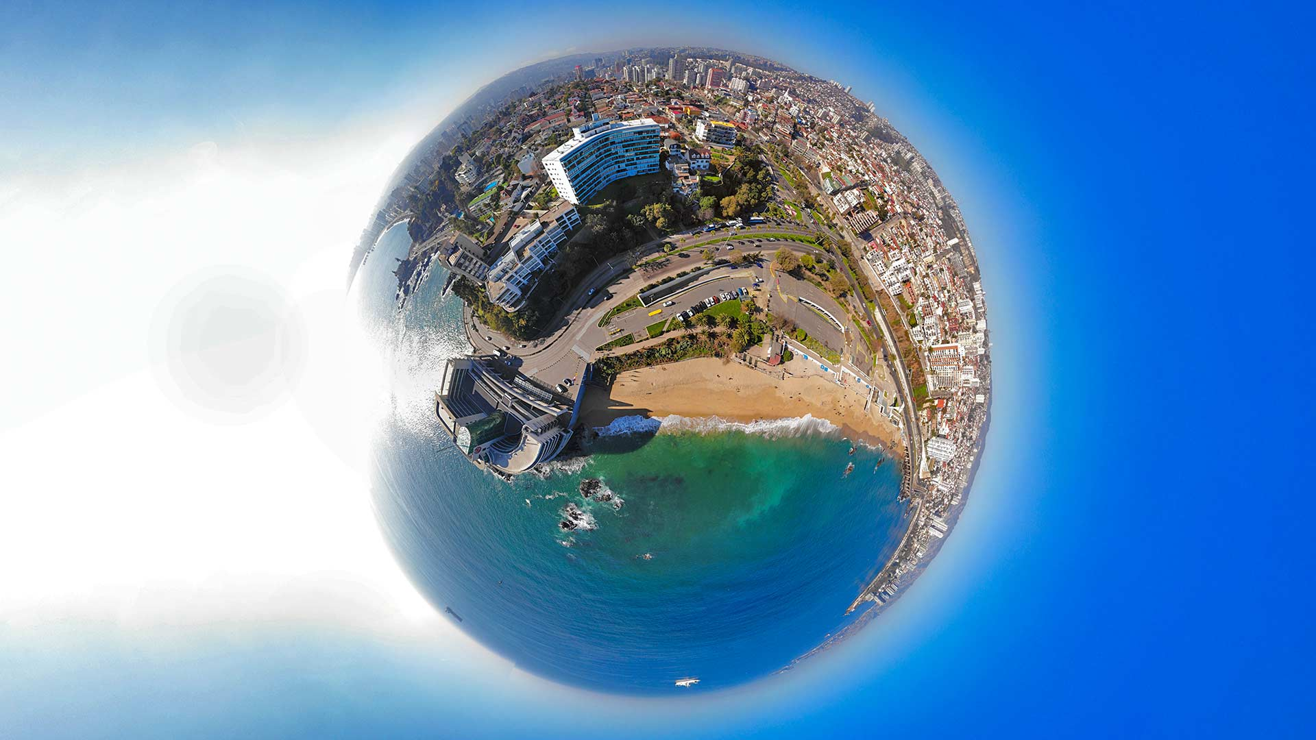 Algarrobo - Mini Planet